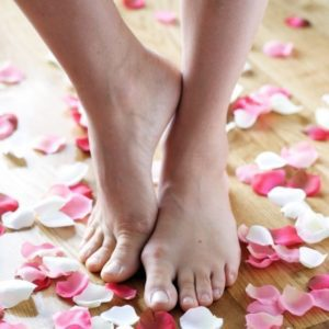 60 Minute Luxury Spa Foot Pamper