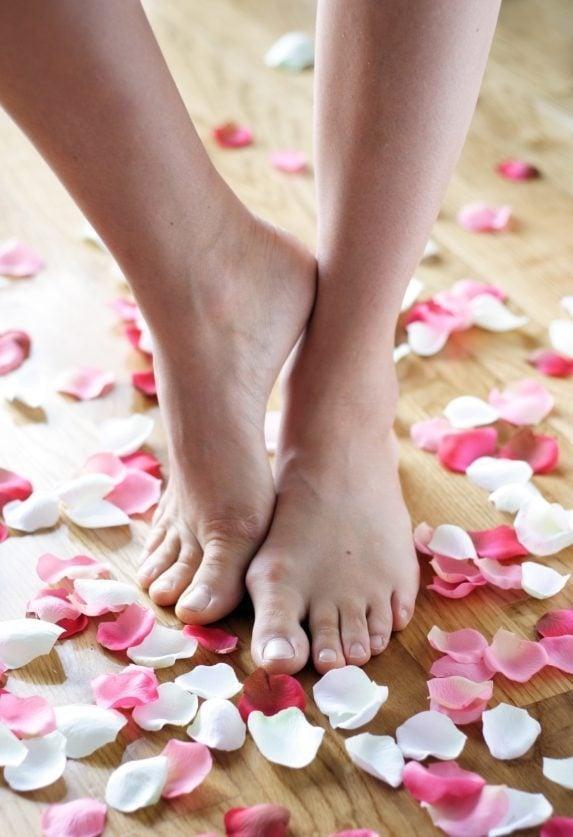 60 Minute Luxury Spa Foot Pamper