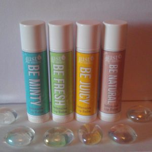 Look After Your Lips Gift Set 100% organic