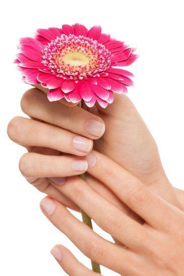Natural Manicure