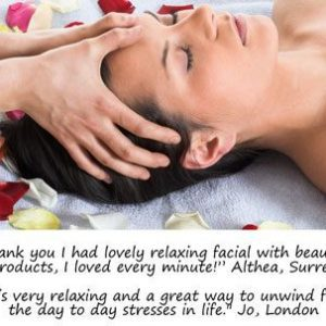 Tsuboki Japanese Face Massage x 6 Treatments