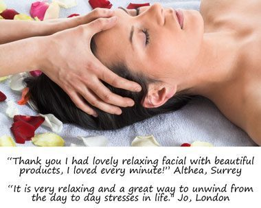 Tsuboki Japanese Face Massage 3 Treatments