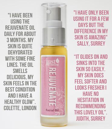 Rejuvenate Facial Oil Reviews