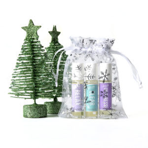 Aroma Roll On Gift Set