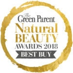 Green Parent Beauty Award Best Buy 2018