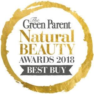 Green Parent Beauty Award Best Buy 2018