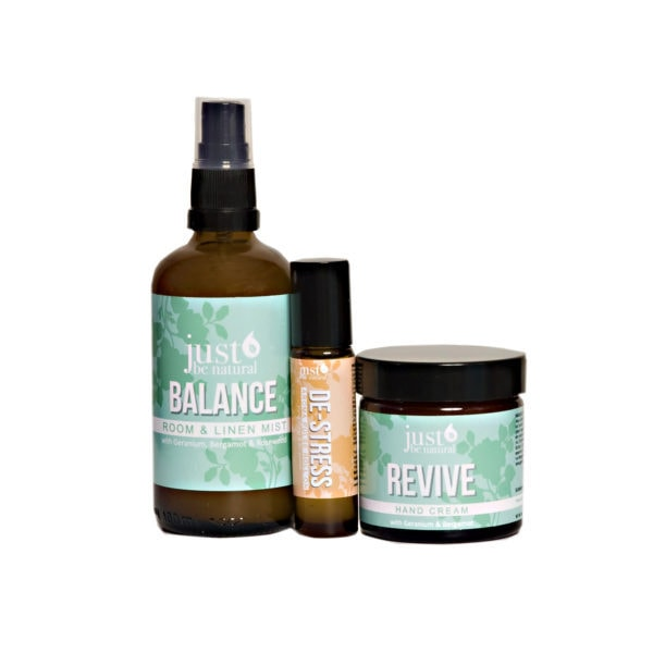 Winter Wellbeing Gift Set Balance, De Stress, Revive