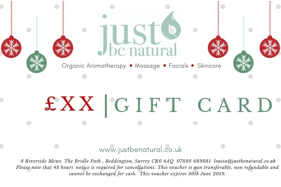 Example Festive Gift Card