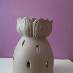 Lotus Flower Oil Burner