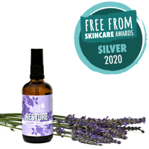 Award Winning Restore Luxury Body Oil with Carshalton Lavender