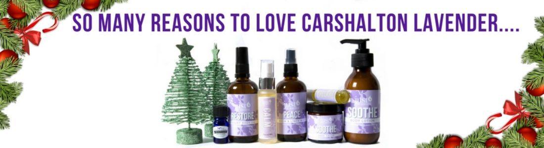 Carshalton Lavender Range