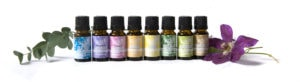 The Just Be Natural Aromatherapy Experience
