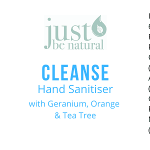 Cleanse Hand Sanitiser