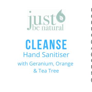 Cleanse Hand Sanitiser