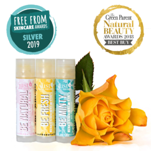 Award Winning Organic Lip Balm